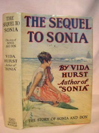 THE SEQUEL TO SONIA. Vida Hurst