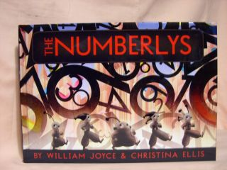 NUMBERLYS. William Joyce, Christina Ellis