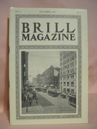 BRILL MAGAZINE; VOL. 11, NO. 8, OCTOBER, 1917