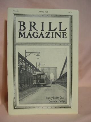 BRILL MAGAZINE; VOL. 11, NO. 11, JUNE, 1920