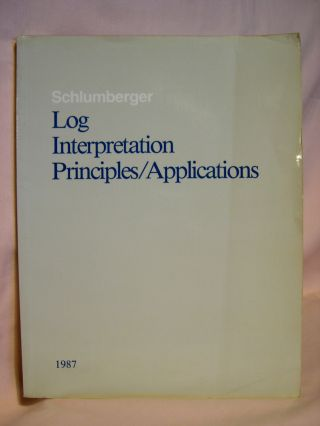 LOG INTERPRETATION PRINCIPLES/APPLICATIONS