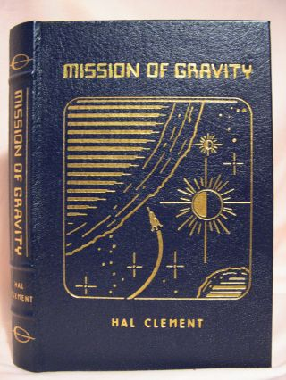 MISSION OF GRAVITY. Hal Clement