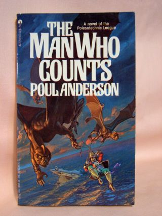 THE MAN WHO COUNTS. Poul Anderson