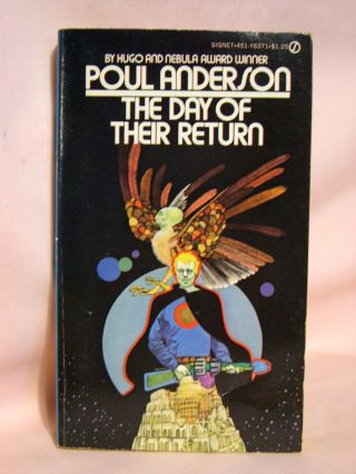 THE DAY OF THEIR RETURN. Poul Anderson