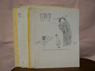 FANZINES, mostly from the 1960's