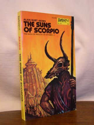 THE SUNS OF SCORPIO; DRAY PRESCOT: 2. Alan Burt Akers, Henry Kenneth Bulmer