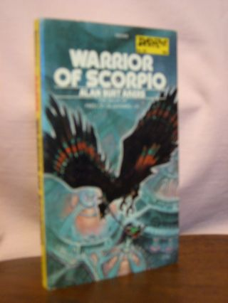 WARRIOR OF SCORPIO; DRAY PRESCOT: 3. Alan Burt Akers, Henry Kenneth Bulmer