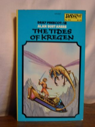 THE TIDES OF KREGEN; DRAY PRESCOT: 12. Alan Burt Akers, Henry Kenneth Bulmer