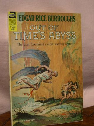 OUT OF TIME'S ABYSS. Edgar Rice Burroughs