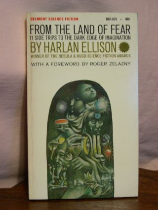 FROM THE LAND OF FEAR. Harlan Ellison
