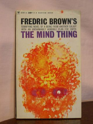 THE MIND THING. Fredric Brown.
