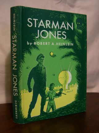 STARMAN JONES. Robert A. Heinlein.