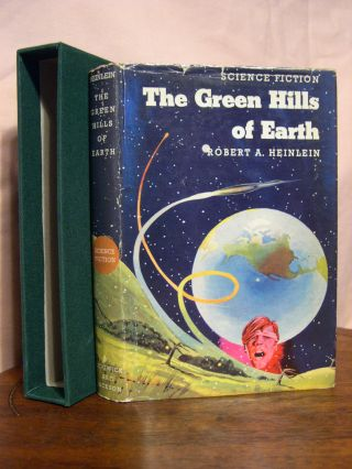 THE GREEN HILLS OF EARTH. Robert Heinlein.
