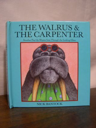 THE WALRUS & THE CARPENTER. Nick Bantock.