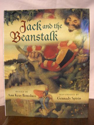 JACK AND THE BEANSTALK. Ann Keay Beneduce