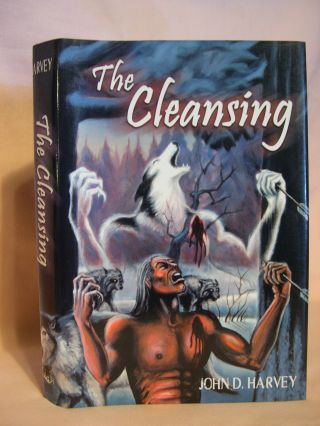 THE CLEANSING. John D. Harvey