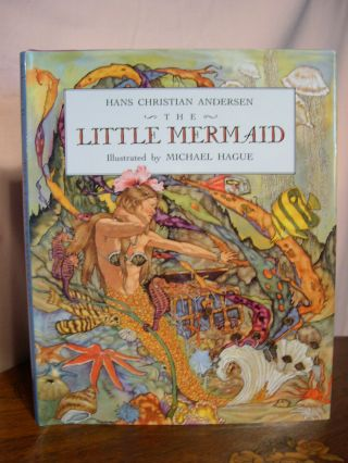 THE LITTLE MERMAID. Hans Christian Andersen.
