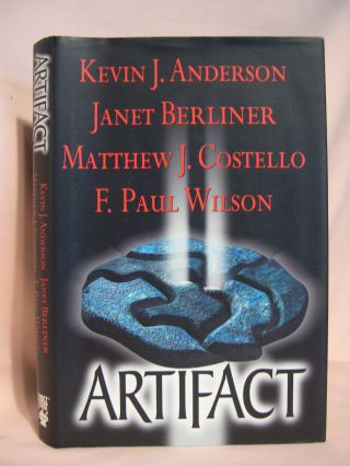 ARTIFACT: A DAREDEVILS CLUB ADVENTURE