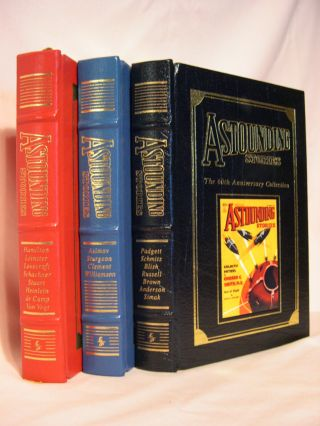 ASTOUNDING STORIES; THE 60th ANNIVERSARY COLLECTION, VOLUMES I, II, & III