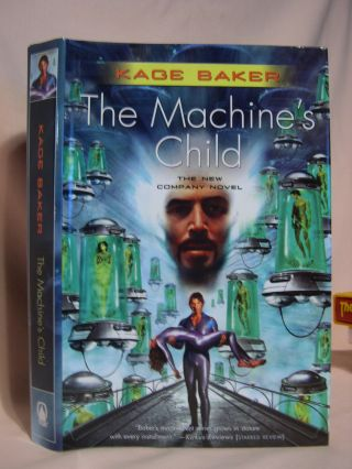 THE MACHINE'S CHILD. Cage. David G. Hartwell Baker
