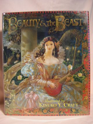 BEAUTY AND THE BEAST. Mahlon Craft