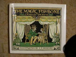 THE MAGIC FISHBONE. Charles Dickens