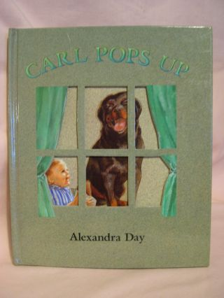 CARL POPS UP. Alexandra Day