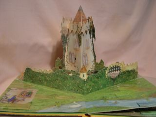 THE FANTASTIC FAIRY TALE POP-UP BOOK