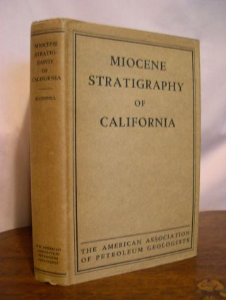 MIOCENE STRATIGRAPHY OF CALIFORNIA. Robert Kleinpell