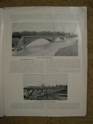 THE ELGIN AND BELVIDERE ELECTRIC RAILWAY [ARNOLD BULLETIN NUMBER 17, 5-07]